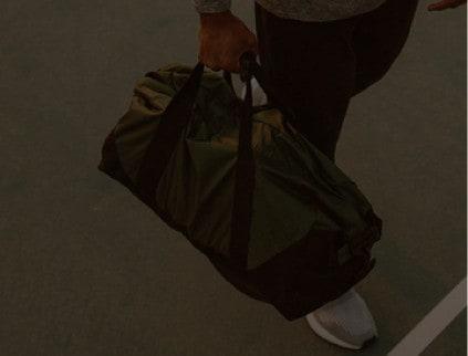 img img gym bag | Calm and Carry On
